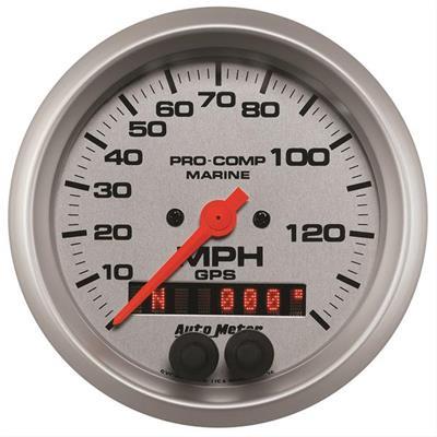 AutoMeter Pro-Comp Marine GPS Speedometers 200638-33