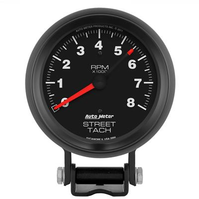 AutoMeter Autometer Street Tach Wiring Diagram on