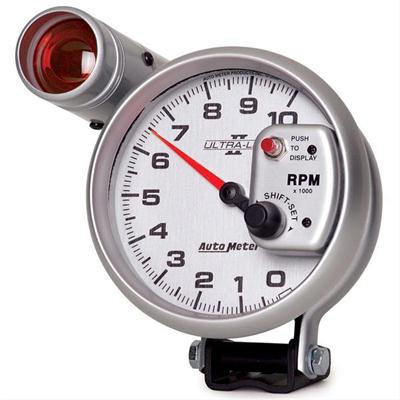 "Auto Meter Shift Light Tachometer Gauge 6299 Cobalt 0 to 10000 RPM 5/"" Electrical"