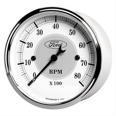 Autometer Ford Racing Analog Gauges 880088