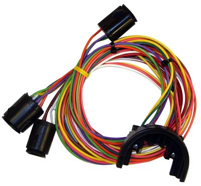 american autowire Bronco Wiring Harness