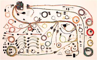 american autowire ron francis advantage wiring diagram 1962 1965 dodge dart, plymouth fury