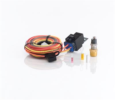 Be Cool Fan Wiring Harness For Cars on