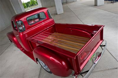 1976 chevy stepside wood bed kit