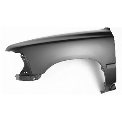 Primed CAPA Front Hood For Pickup 89-95 Steel