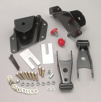 Belltech 6512 Shackle and Hanger Kit