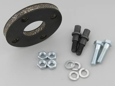 941 Borgeson Rag Joint Disc Hardware Included Black Borgeson Rag Joints Kit