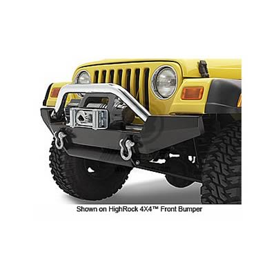 HighRock 4x4 Bestop 44915-01 Matte Black Grill Guard