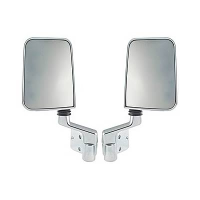Bestop HighRock 4x4 Replacement Mirrors in Black 51262-01