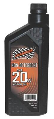Champion Non Detergent Motor Oil 30w Oil Weight Sold