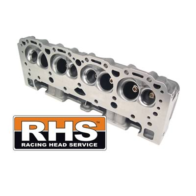 Rhs Pro Action Small Block Chevrolet Cylinder Heads 220cc Intake