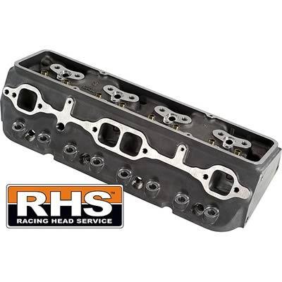 Rhs Pro Action Small Block Chevrolet Cylinder Heads 12319 Free