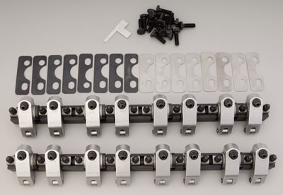 COMP Cams LS1 Gen III Aluminum Shaft Rockers 1500
