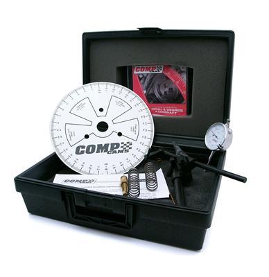 COMP Cams 4796 Universal Camshaft Degree Kit