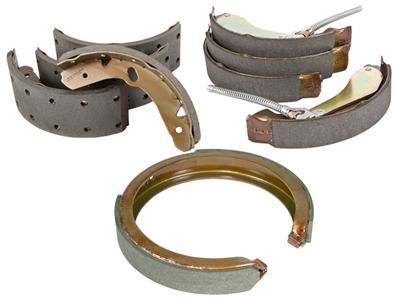 Centric Parts 111.04370 Brake Shoe