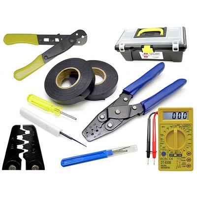 caspers electronics wiring and connector maintenance kits 103013 tools for writing requirements tools for wiring #6