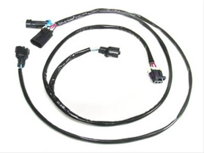 caspers electronics knock sensor wiring harnesses with ls1 cam sensor  adapter 109081  summit racing