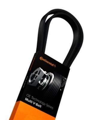 69.0 Multi-V Belt Continental OE Technology Series 4060690 6-Rib