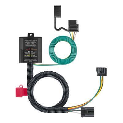[DIAGRAM_38DE]  CURT Trailer Wiring Harnesses 56332 | Curt Wiring Harness |  | Summit Racing