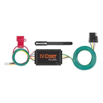 curt manufacturing  ram promaster van t connector