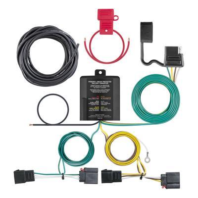 [DIAGRAM_3NM]  CURT Trailer Wiring Harnesses 56333   Curt Trailer Wiring Harness      Summit Racing