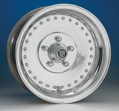 Center Line Wheels Modular Series Auto Drag Polished Wheel 15x10 5x4