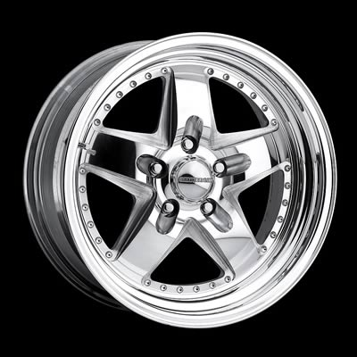 Center Line Wheels Sundance Series Matrix Polished Wheel 20x9 5