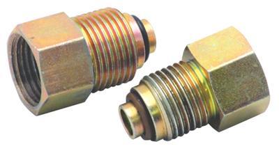 Power Steering Adapter Kit Billet Specialties 77901 Hose Fittings