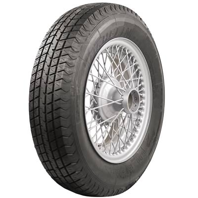 Michelin Whitewall Tires >> Coker Michelin Radial Tires 66241