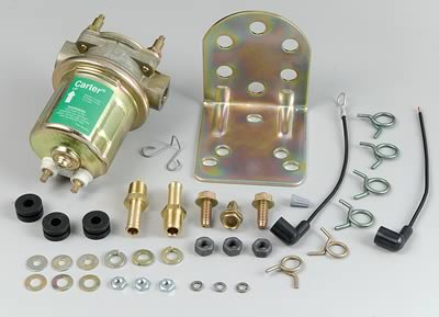 Carter universal rotary vane electric fuel pumps p4594 free carter universal rotary vane electric fuel pumps p4594 free shipping on orders over 99 at summit racing ccuart Gallery
