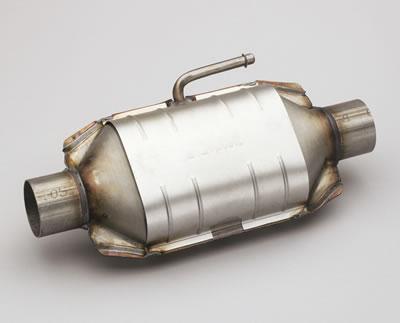 Catco Universal Catalytic Converter 10907