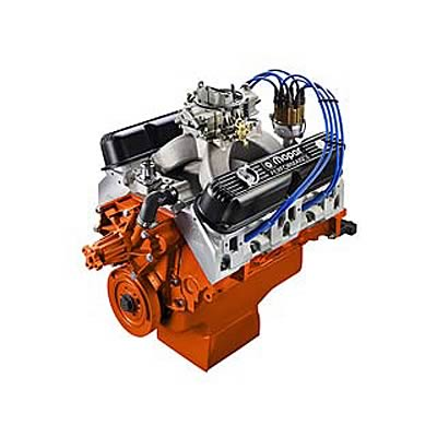 Mopar 440 crate engine
