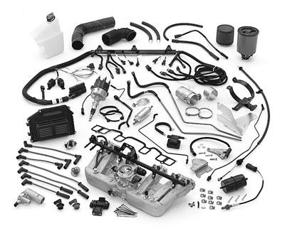 Mopar Performance Mpfi Conversion Kits 5249610ae