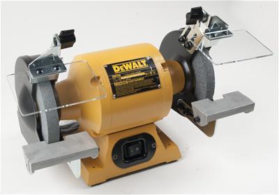 Dewalt 6 in. (150 mm) bench grinder-dw756 the home depot.