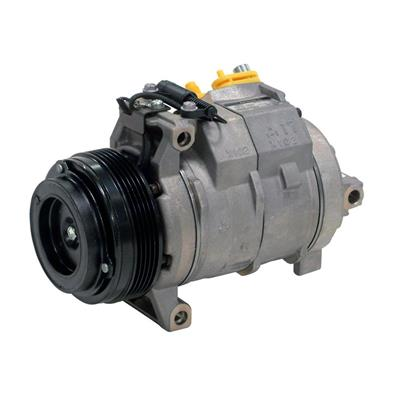Denso 471-7011 New Compressor with Clutch 4717011