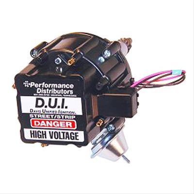 Davis Unified Ignition Toyota Street/Strip D U I  Distributors 80420BK