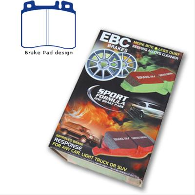 EBC REDSTUFF BRAKE PADS FRONT DP31363C CERAMIC - SPORT