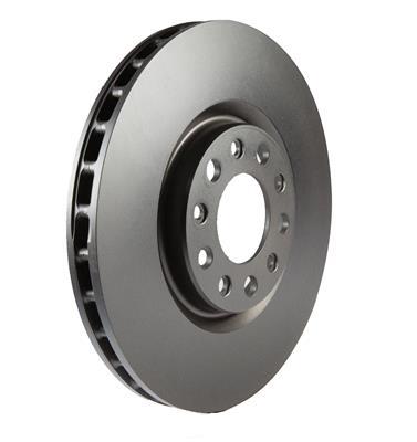EBC Brakes RK7372 RK Series Premium OE Replacement Brake Rotor