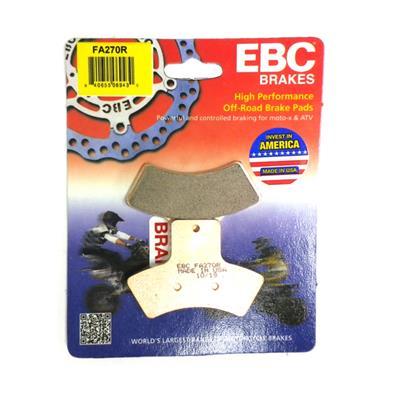 EBC Brake pads FA 270 R