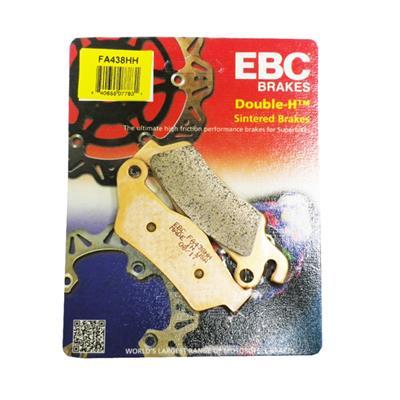 EBC Brakes Double-H Sintered Brake Pads