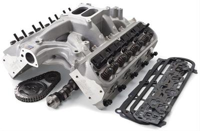 Edelbrock Total Power Package 400 HP 351W Small Block Ford Top-End Engine  Kits 2092