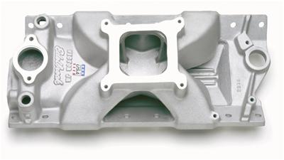 Edelbrock Victor Jr  Intake Manifolds - Free Shipping on