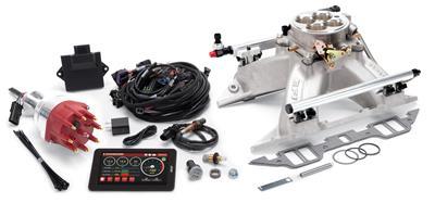 Edelbrock 35910 Pro-Flo 4 Fuel Injection Kit