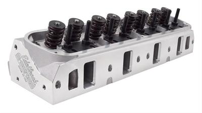 FORD 5 0L/302 Edelbrock E-205 Cylinder Heads - 205cc Intake