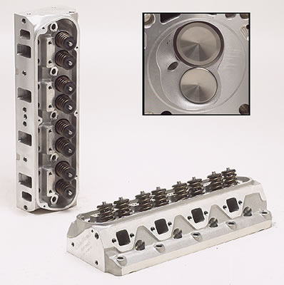 Edelbrock Performer Cylinder Heads - Free Shipping on Orders Over