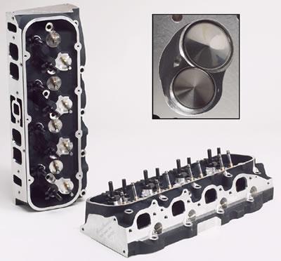 Edelbrock Marine-Duty Performer RPM 454 Cylinder Heads 61459