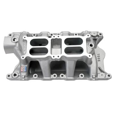 Edelbrock Performer RPM Dual-Quad Air-Gap Intake Manifolds 7585