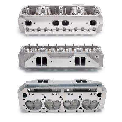 BES/Edelbrock Victor Heads – BES Racing Engines