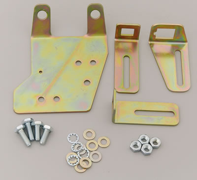 Edelbrock Throttle Cable Brackets 8036