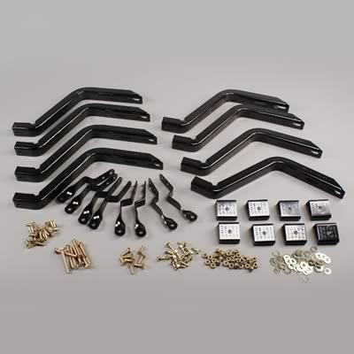 Westin 27-1305 Running Board Mounting Kit